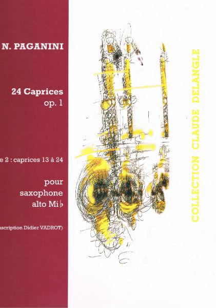 24 caprichos op1