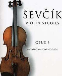40 Variações Op. 3