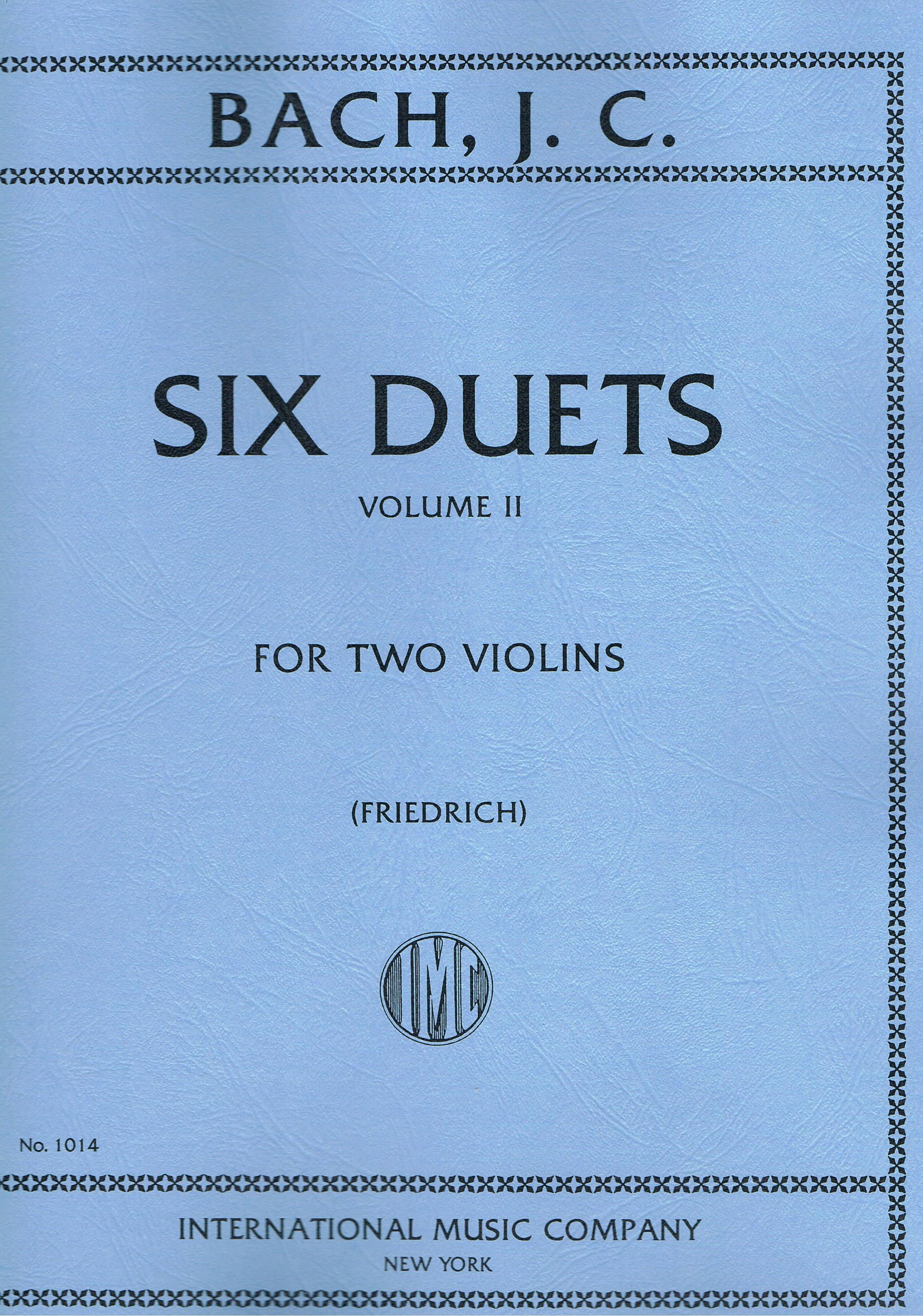 6 duetos vol 2