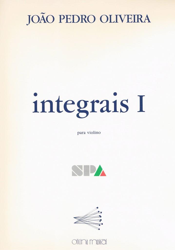 Integrais I