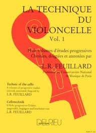 La Technique du Violoncelle Vol.1