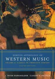 Norton Anthology of Western Music II