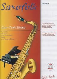 Saxofolk Volume 1