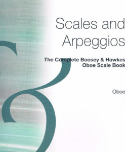 The complete oboe scale book