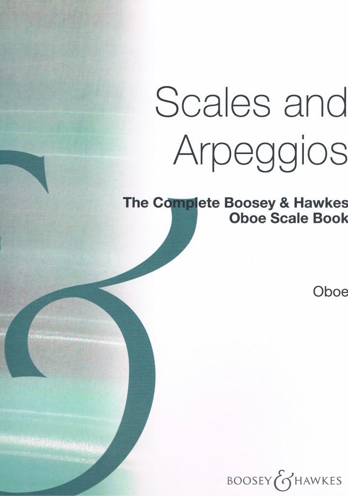 The complete oboe scale book