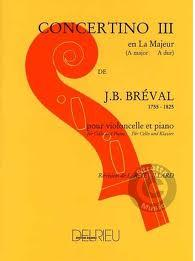 concertino beval 3 df 476