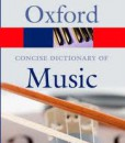 oxford music dictionary
