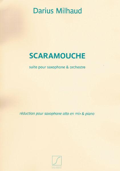 scaramouche sax pf