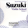 suzuki violin cd