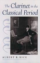 the clarinet in classical period