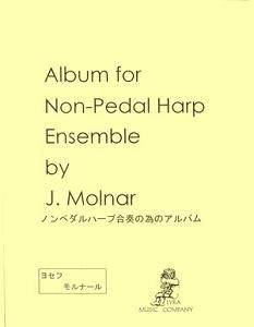 album for non pedal harp ensemble