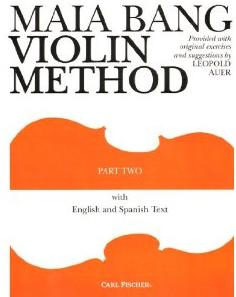 maia bang violin method 2