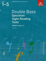 speciemnt sight reading 1-5 cbx