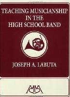 teaching music in the high school band