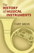 the history of musical instruments