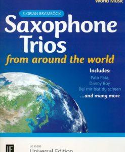 trios saxofone