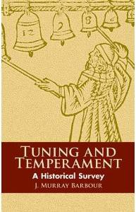 tuning and temperament - barbour