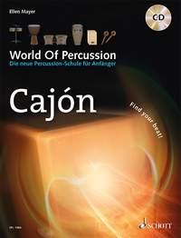 world of percussion cajon