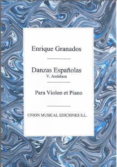 Danças Espanholas Nº5 Vln e Pf