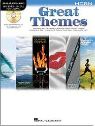 great themes play along horn