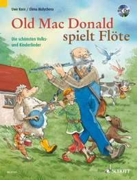 old mac donald plays flute