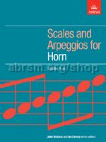 scales and asp horn