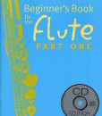 Begginers Book for Flute I + cd