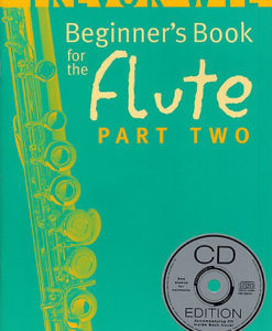 Beginners Book for Flute II + cd
