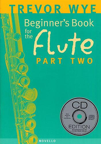 Beginners Book for Flute II + cd