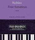 Four Sonatinas Op.88