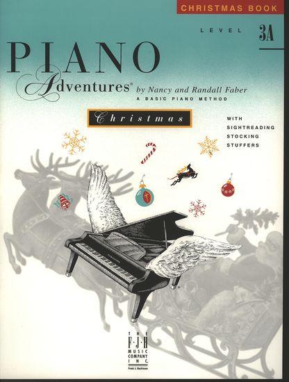 Piano Adventures Christmas Book 3A