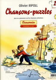 Chansons-puzzles vol.2