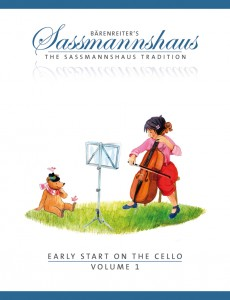Early Start on the Cello vol. 1