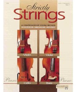 Strictly String book 1 pf acc