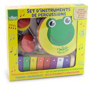 Conjunto Instrumentos Percussão