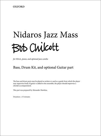 Nidaros Jazz Mass (optional part)