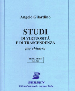 Studi di Virtuosita (25-36)