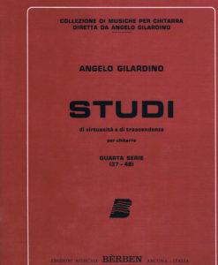 Studi di Virtuosita (37-48)