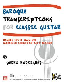 Baroque Transcriptions fo Classic Guitar