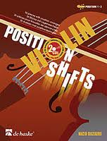Position shifts violin