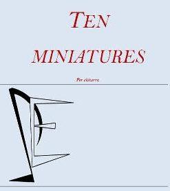 10 Miniaturas