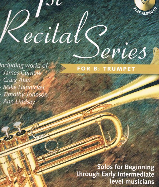 recital series trtp