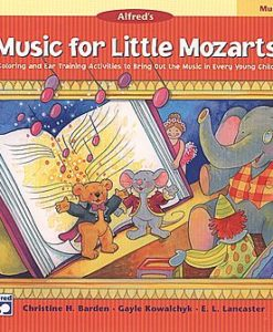 little mozarts workbook 1
