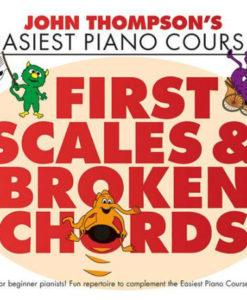 first scales & broken