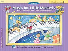 little mozart lesson book 4