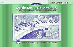 little mozarts flash cards book 2