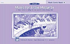 little mozarts flash cards book 4