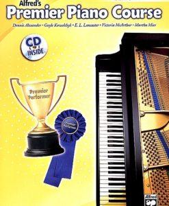 piano course performance 1b