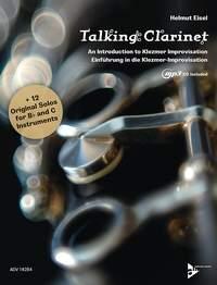 talking clarinet ADV14284