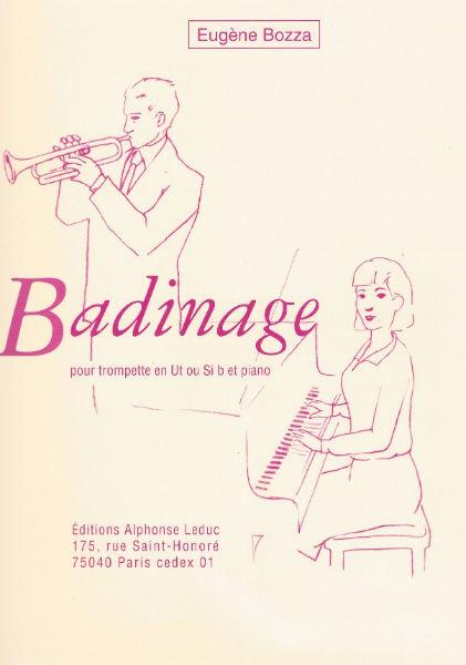 badinage trp